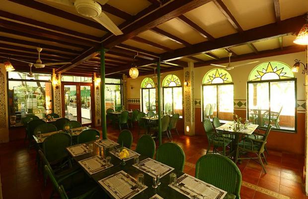 фото отеля INDeco Mahabalipuram изображение №13
