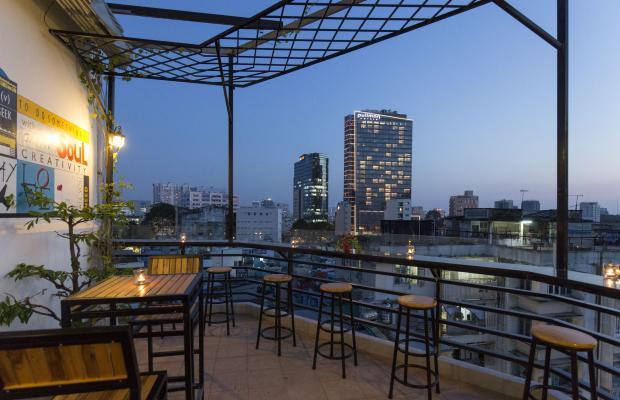 фотографии отеля Meraki Hotel (ex. Saigon Mini Hotel 5) изображение №15