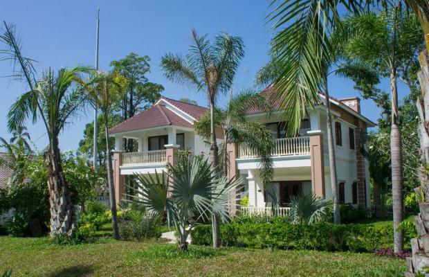 фотографии отеля Richis Beach Resort изображение №47