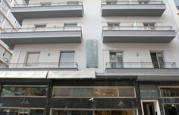 фото отеля Athens Diamond Homtel изображение №1