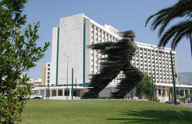 фотографии отеля Hilton Athens изображение №83