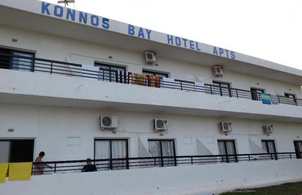 фото Konnos Bay Hotel Apartments изображение №2