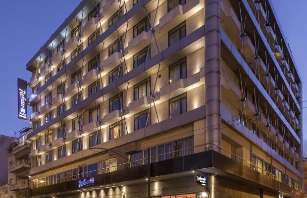 фотографии Radisson Blu Park Hotel (ex. Park Hotel Athens) изображение №4