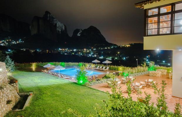 фотографии отеля Meteora Hotel изображение №83