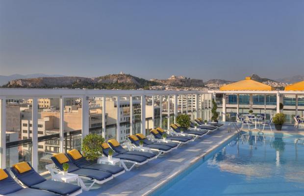фотографии отеля Athens Ledra Hotel (ex. Athens Ledra Marriott) изображение №23