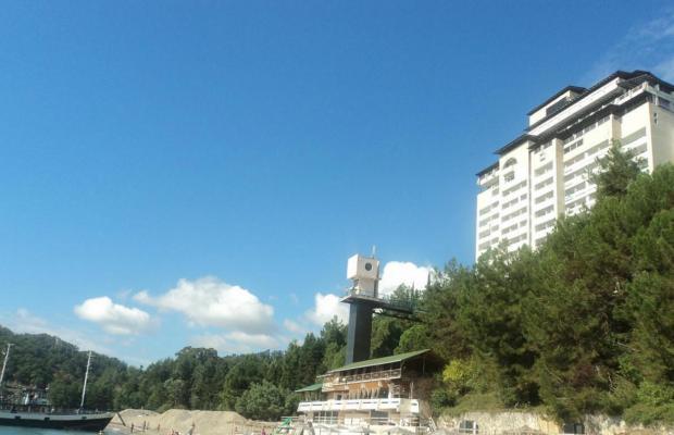 фото отеля Мюссера (им. Лакоба) изображение №1