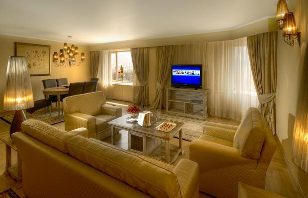 фотографии отеля Hotel Marinela Sofia (ex. Kempinski Hotel Zografski Sofia) изображение №3
