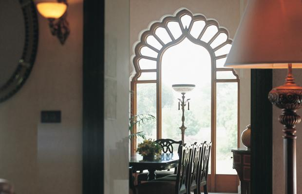 фото отеля Taj Rambagh Palace (ex. Ram Bagh Palace) изображение №17