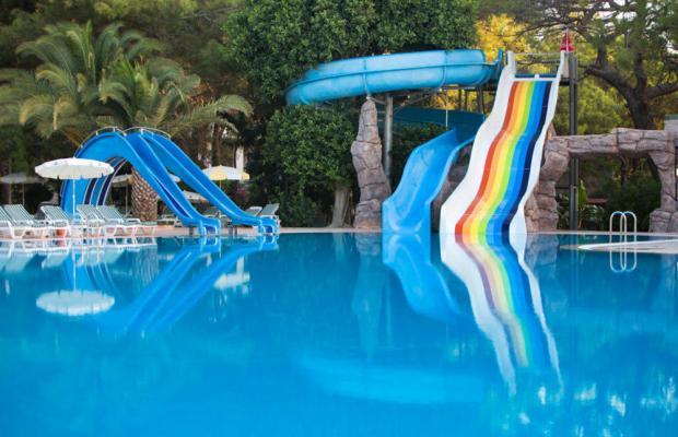фотографии Tac'un Nisa Resort Tekirova (ex. Larissa Club Saphire; Jeans Club Hotels Saphire) изображение №8