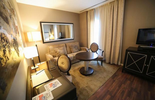 фотографии отеля Hotel 525 изображение №7