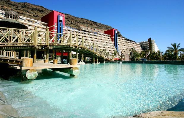фото отеля Hotel Paradise Lago Taurito изображение №1
