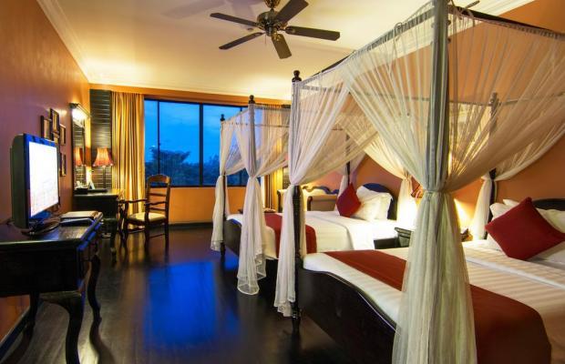 фотографии отеля Pacific Hotel & Spa изображение №11