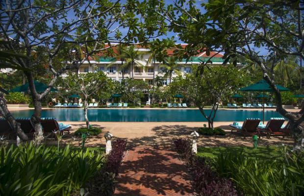 фотографии отеля Raffles Grand Hotel D'Angkor изображение №3