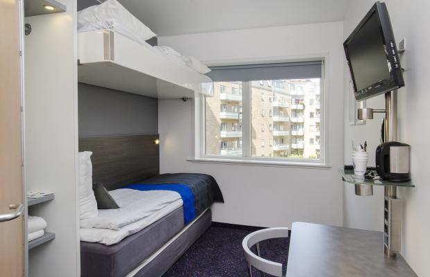 фотографии отеля CABINN City Hotel изображение №7