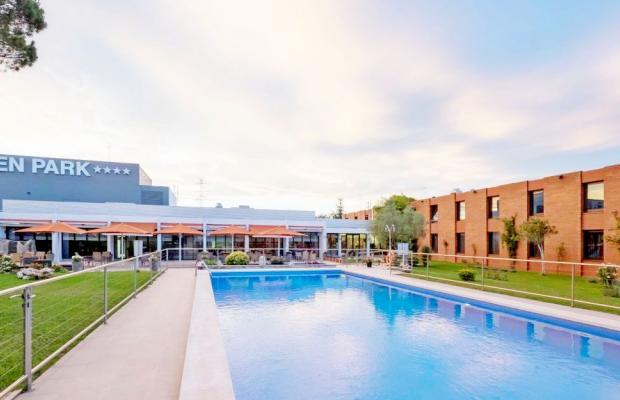 фотографии отеля Eden Park Hotel (ex. Novotel Girona Aeropuerto) изображение №15