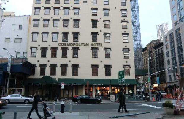 фото отеля Cosmopolitan Tribeca изображение №1