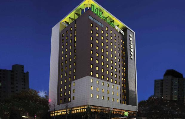 фото Ibis Styles Ambassador Seoul Gangnam Hotel изображение №26