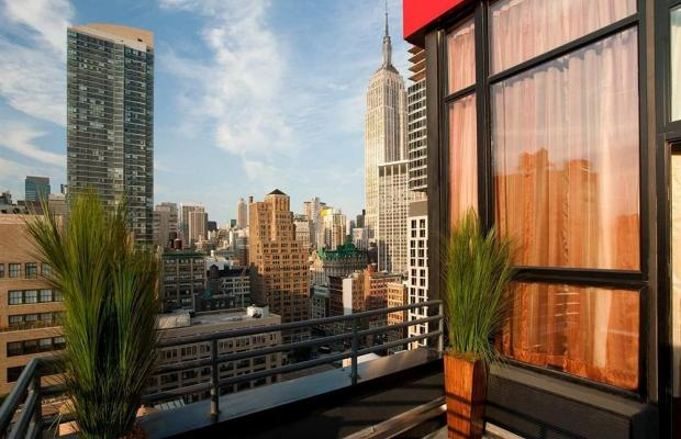 фотографии отеля DoubleTree by Hilton New York City Chelsea изображение №3