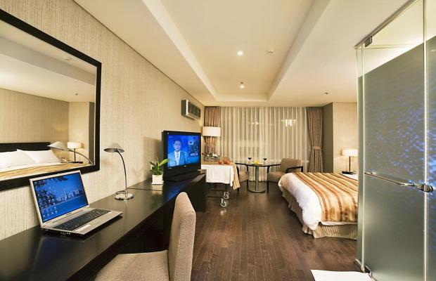 фото отеля Kolon Seacloud Hotel (ех. Busan Seacloud) изображение №21