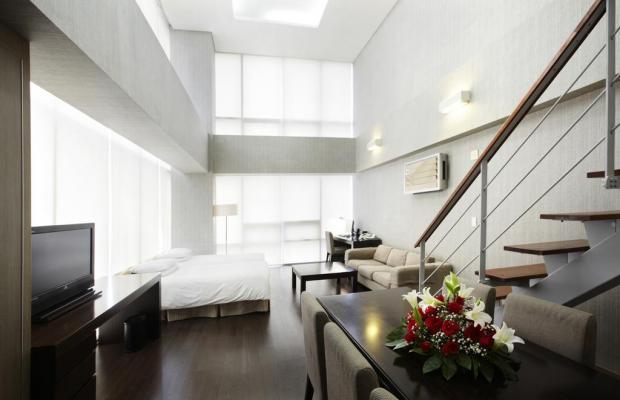 фотографии отеля Kolon Seacloud Hotel (ех. Busan Seacloud) изображение №11
