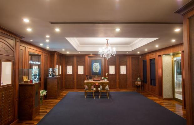 фотографии отеля Millennium Seoul Hilton изображение №3