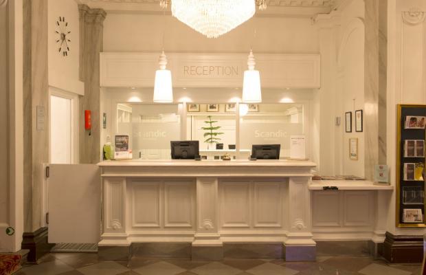 фотографии отеля Scandic Billingen изображение №7