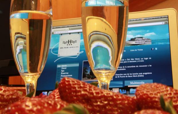 фотографии Del Mar Hotel & SPA изображение №24