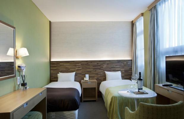 фотографии отеля Central Tourist Hotel изображение №15