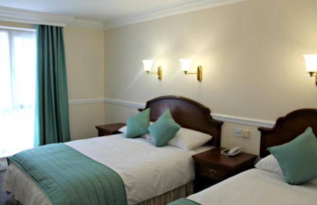 фотографии отеля Central Hotel Donegal изображение №11