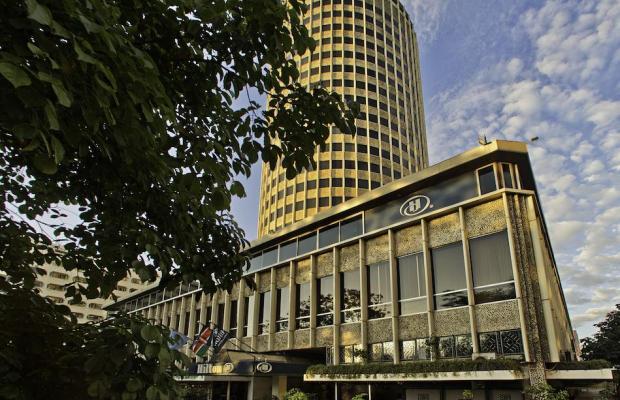 фотографии отеля Nairobi Hilton изображение №19
