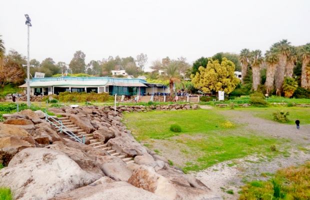 фото отеля Amnun 2000 Recreation Village (ex. Tulip Inn Sea of Galilee) изображение №1