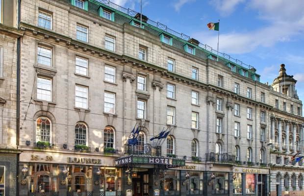 фото отеля Wynn's Hotel Dublin изображение №1