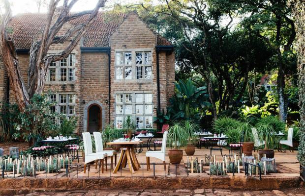 фотографии отеля Giraffe Manor изображение №3
