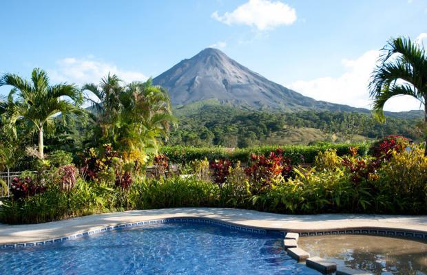 фото отеля Hotel Arenal Kioro Suites & Spa изображение №1