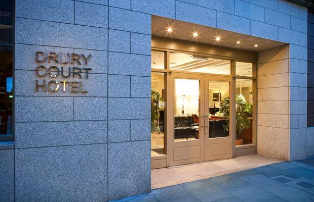 фотографии отеля Drury Court изображение №31