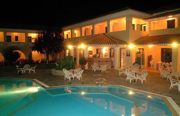 фото Karavostasi Beach Hotel изображение №22