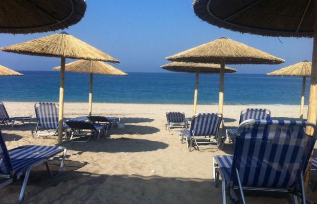 фото отеля Karavostasi Beach Hotel изображение №21
