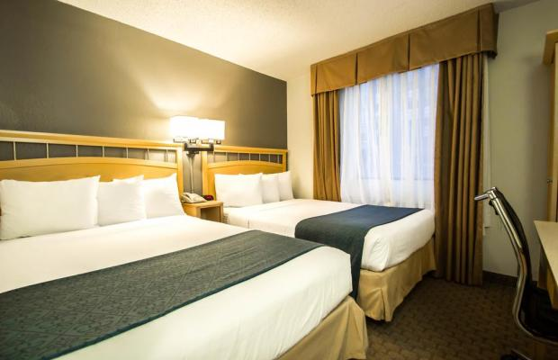 фотографии отеля Hudson River Hotel (ex. Quality Inn Midtown West Convention Center; Comfort Inn Midtown West Convention Center) изображение №7