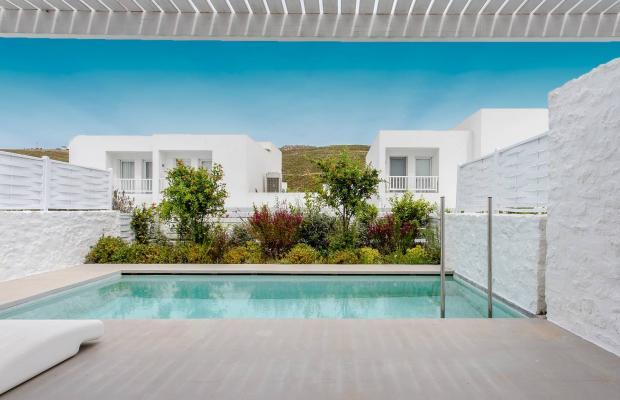 фото Patmos Aktis Suites and Spa Hotel изображение №102