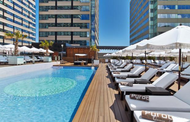 фотографии Hilton Diagonal Mar Barcelona изображение №16
