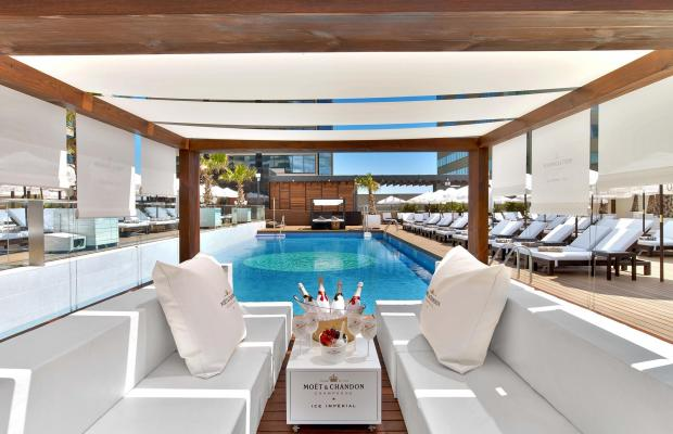 фото Hilton Diagonal Mar Barcelona изображение №6