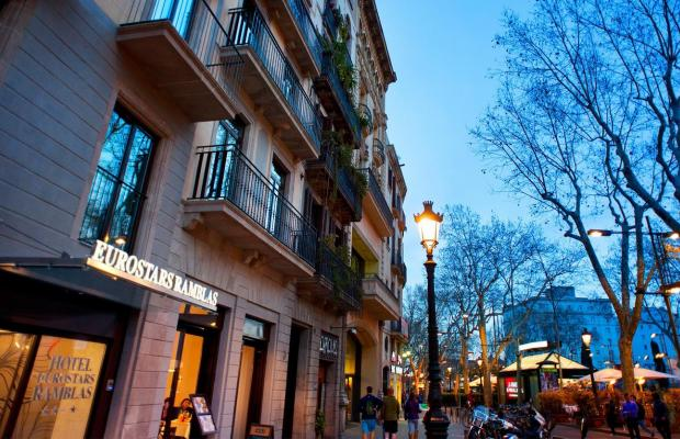 фото отеля Eurostars Ramblas изображение №1