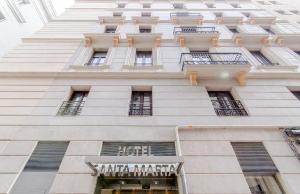фото отеля Hotel Santa Marta изображение №1