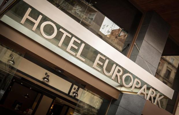 фотографии отеля Europark Hotel изображение №3