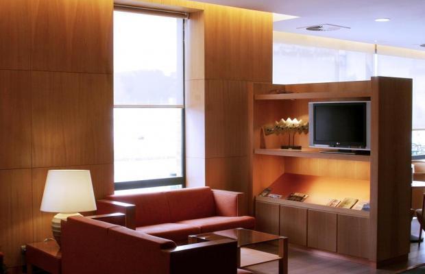 фотографии отеля Posadas de Espana Paterna изображение №19
