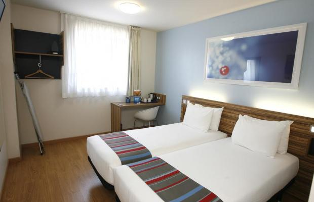 фото отеля Travelodge Barcelona Poblenou изображение №13