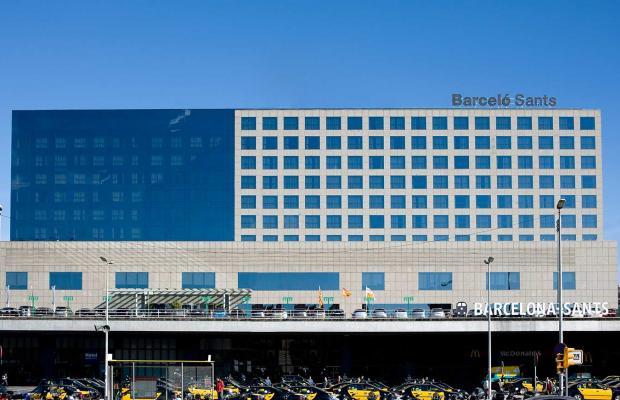 фото отеля Barcelo Sants изображение №5