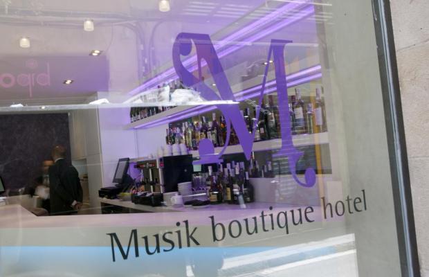 фотографии отеля Musik Boutique изображение №27
