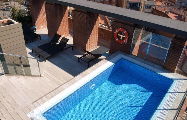 фото отеля Catalonia Albeniz изображение №1