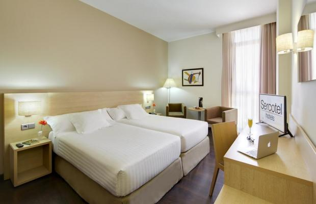 фото Sercotel Barcelona Gate Hotel (ex. Husa Via Barcelona) изображение №10